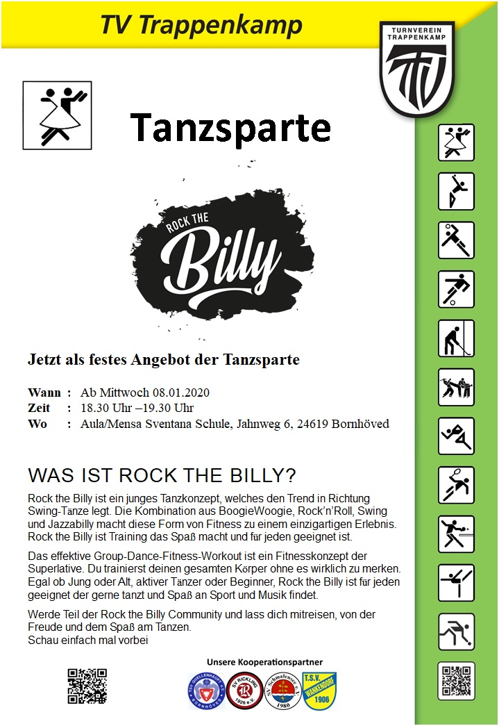 Rock the Billy